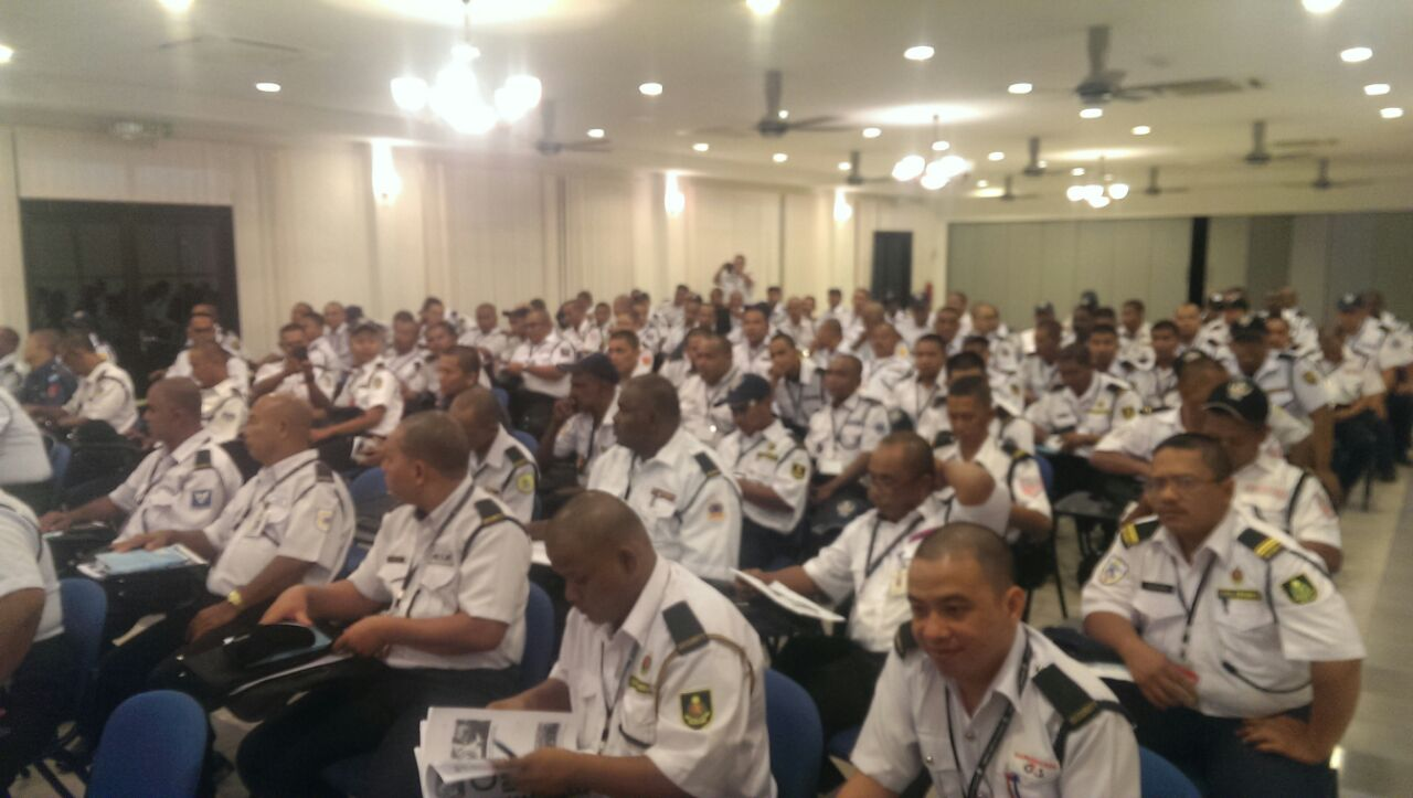 Training Module for Security Services
