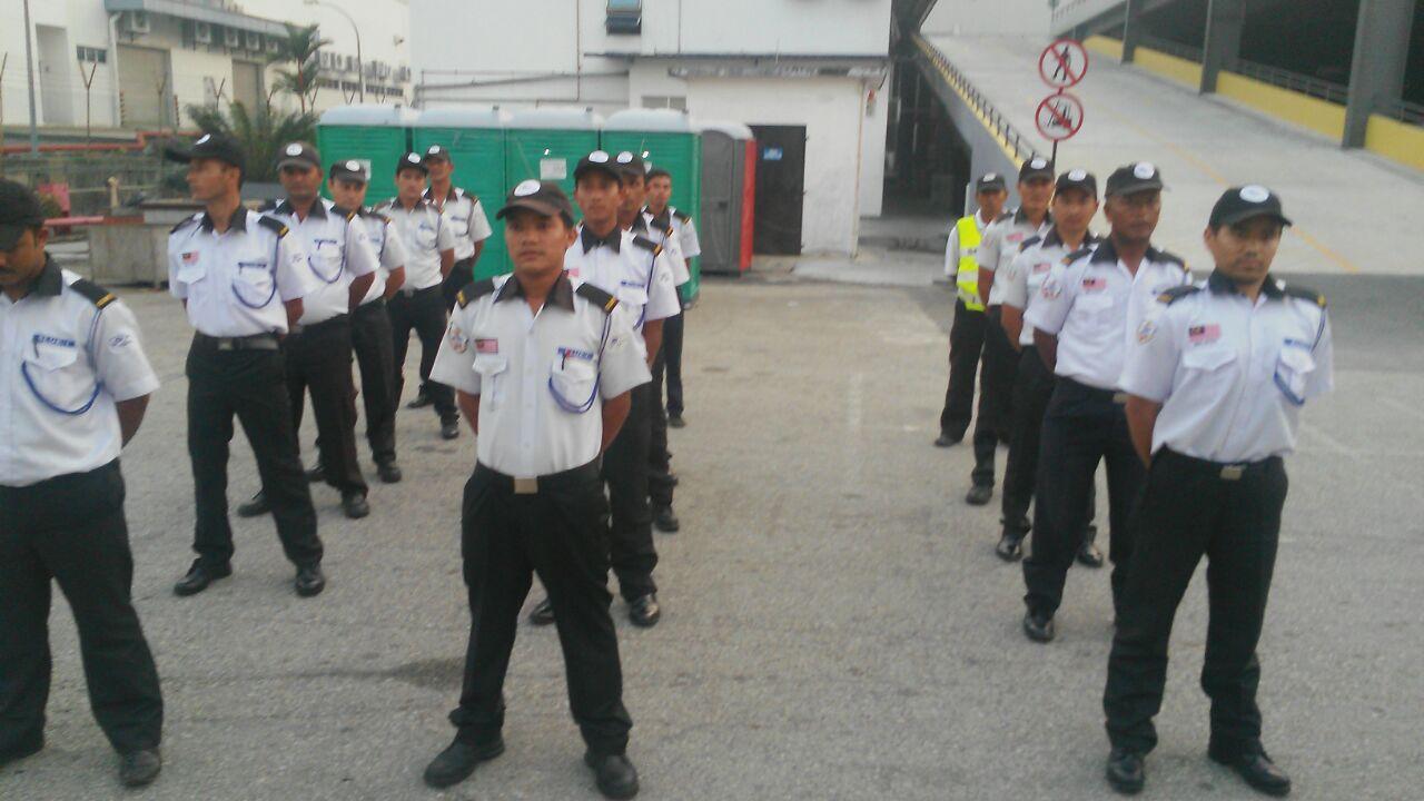 Gurkha Guards Malaysia