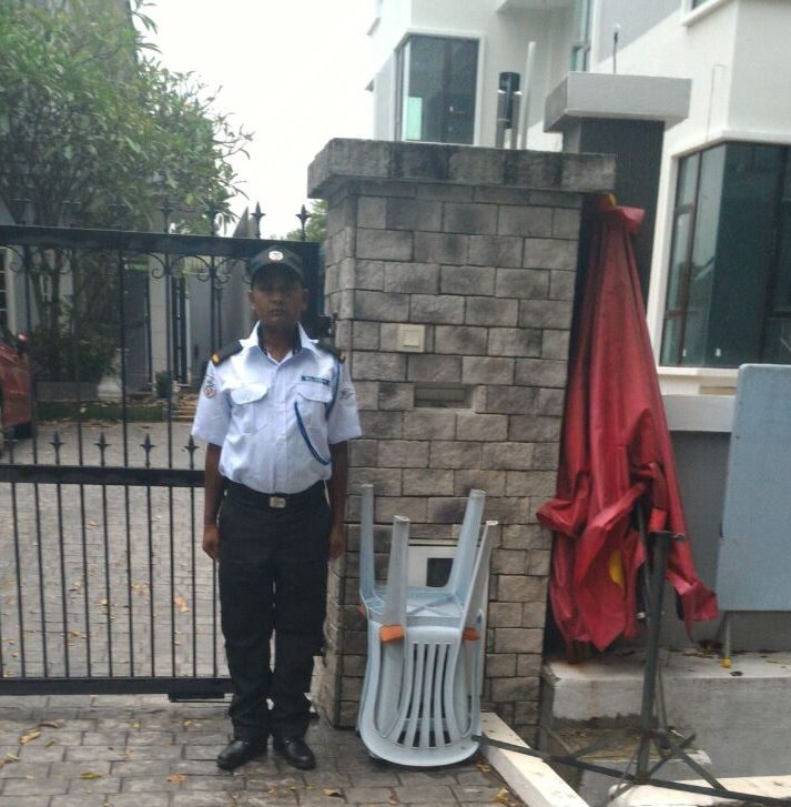Home Security Guards Services