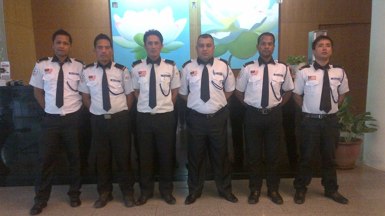 Security guard Services Malaysia