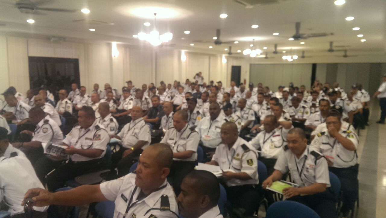Security Guard Vacancy