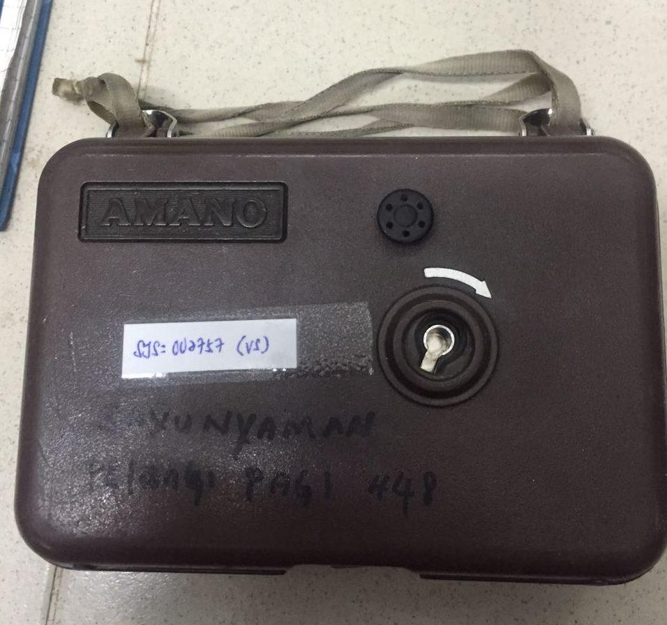 Security Service Guard Device