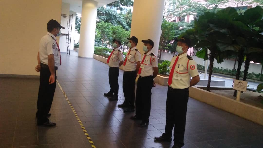 security guards malaysia